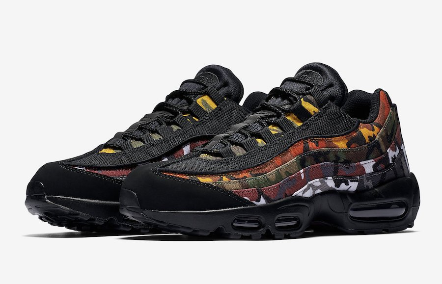 3798178eb4c8 Nike Air Max 95 ERDL Party AR4473-001 Release Date