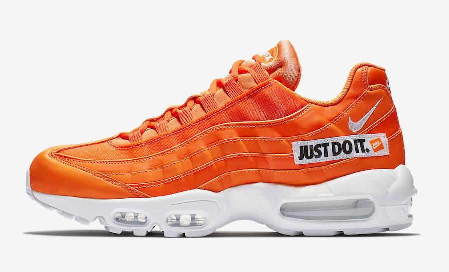 Nike Air Max 95 Just Do It AV6246-800