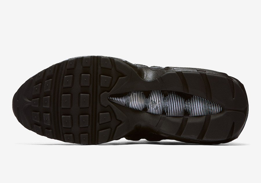 Nike Air Max 95 Premium Black AT0068-001