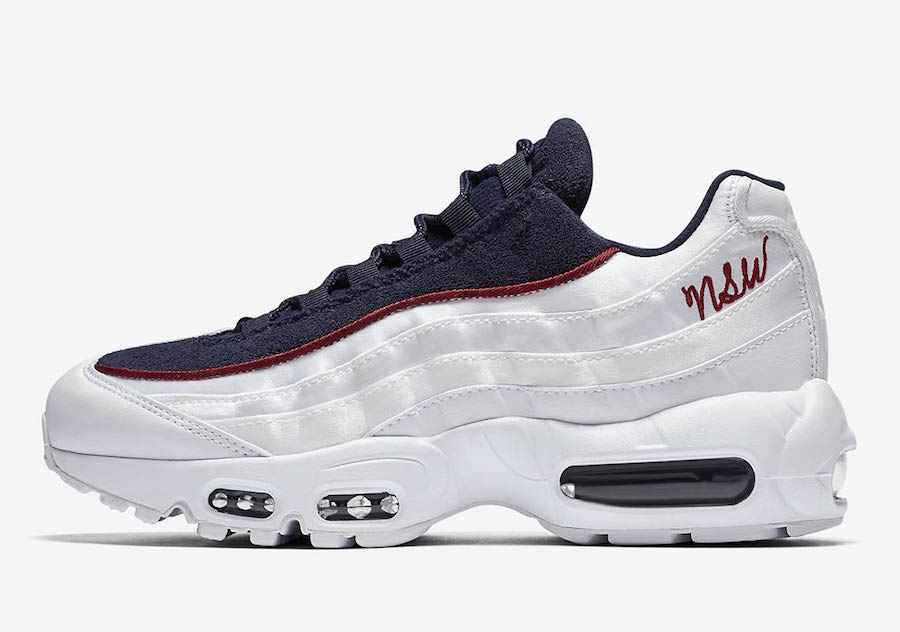 Nike Air Max 95 Satin Terry AA1103-100