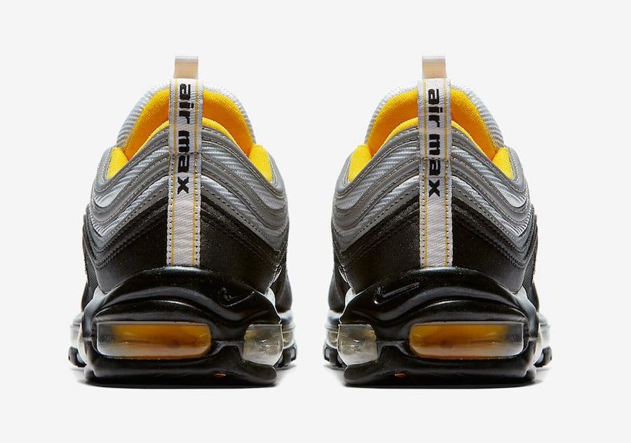Nike Air Max 97 Steelers 921826 008 Release Details