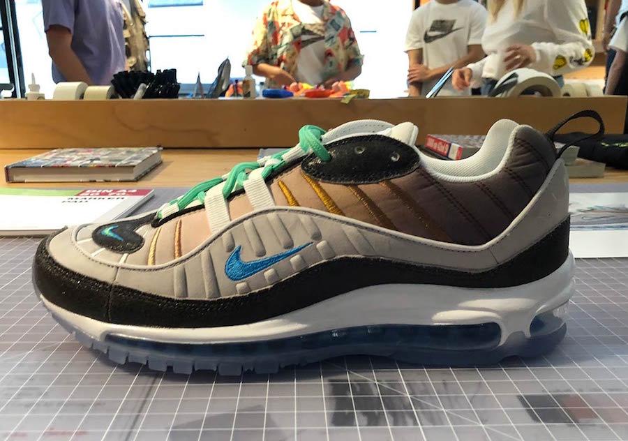 Nike Air Max 98 On Air La Mezcla