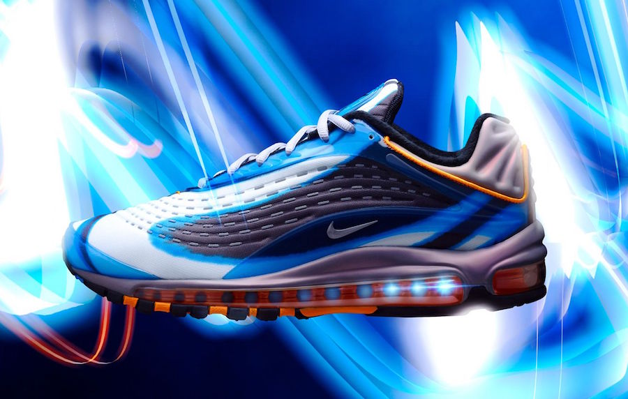Nike Air Max Deluxe Photo Blue AJ7831-401 Release Date