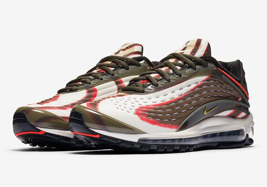 Nike Air Max Deluxe Sequoia AJ7831-300