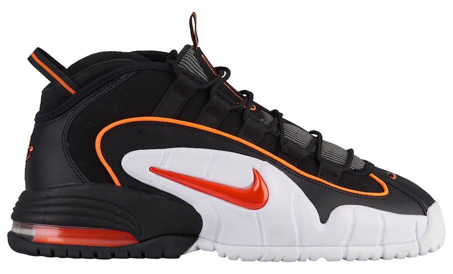 Nike Air Max Penny 1 Total Orange 685153-002