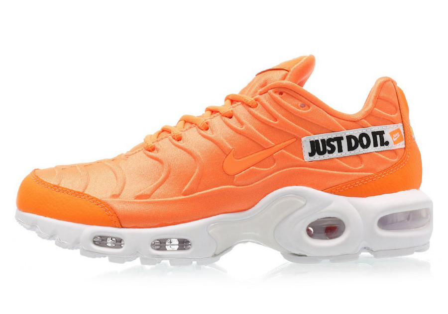 Nike Air Max Plus Just Do It Pack Release Date