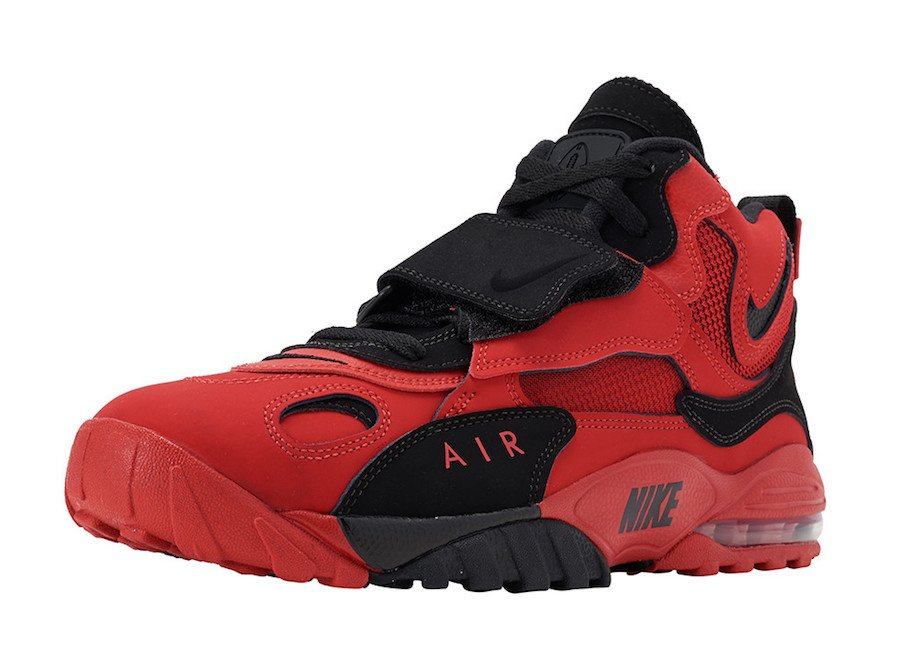 Nike Air Max Speed Turf University Red AV7895-600