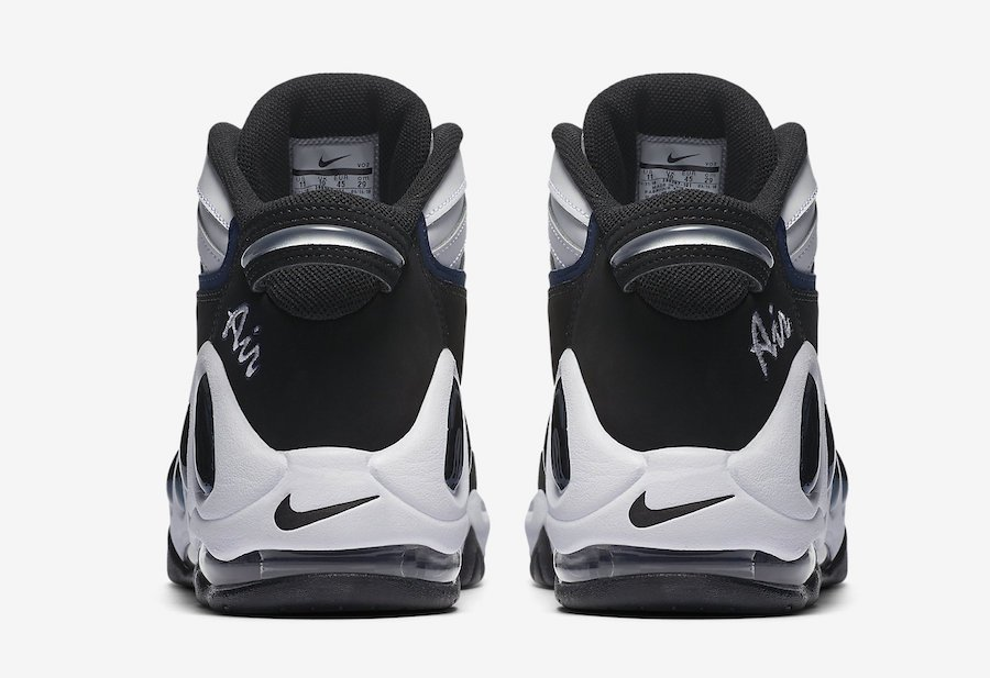 Nike Air Max Uptempo 97 College Navy 399207-101 2018