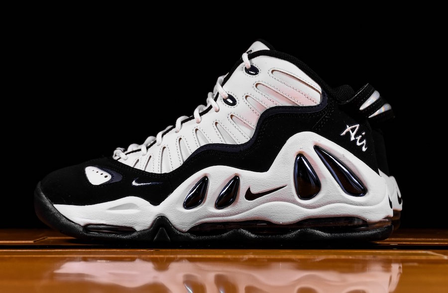 Nike Air Max Uptempo 97 College Navy 399207-101 2018 Retro