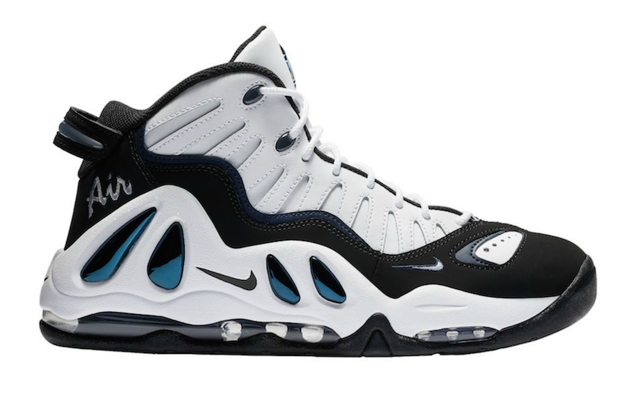 Nike Air Max Uptempo 97 College Navy 399207-101