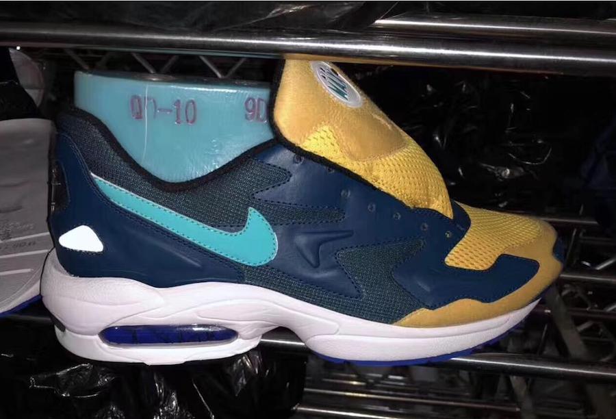 Nike Air Max2 Light 94 Retro Release Date   SneakerFiles