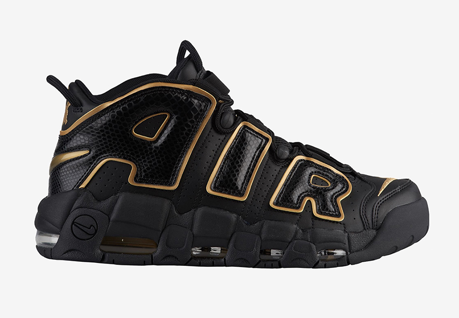 uk availability detailed look latest discount Nike Air More Uptempo France AV3810-001 Release Date ...