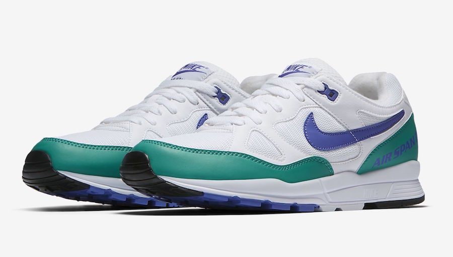 Nike Air Span 2 Neptune Green AH8047-106