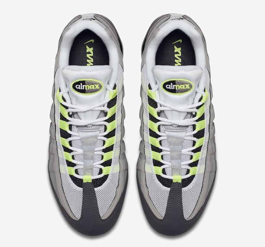 Nike Air VaporMax 95 Neon AJ7292-001