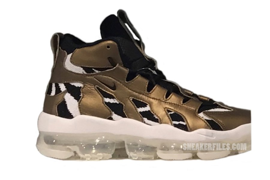 Nike Air VaporMax DT Diamond Turf Gold