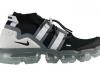Nike Air VaporMax Flyknit Utility Black Grey AH6834-003
