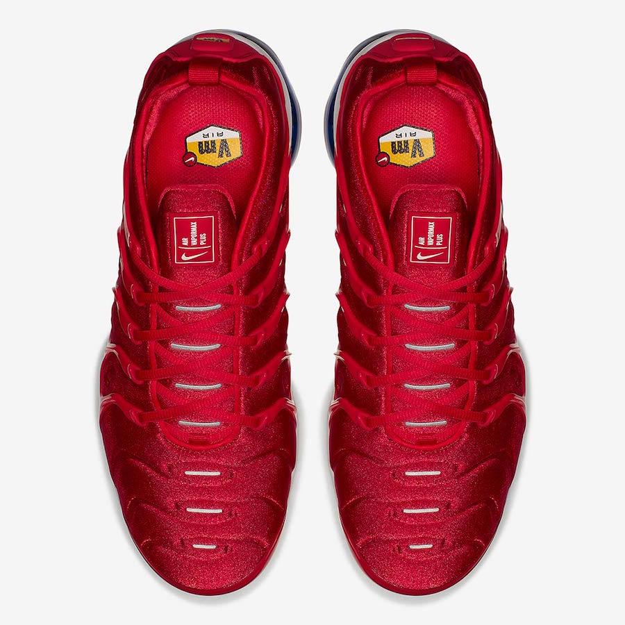 Nike Air VaporMax Plus USA Firecracker 924453-601
