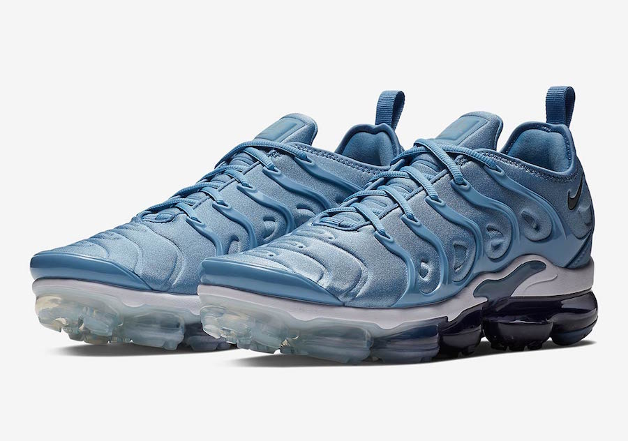 c379f746a158 Nike Air VaporMax Plus Work Blue 924453-402