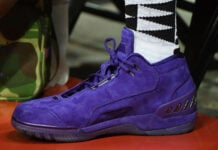 Nike Air Zoom Generation Purple Suede PE