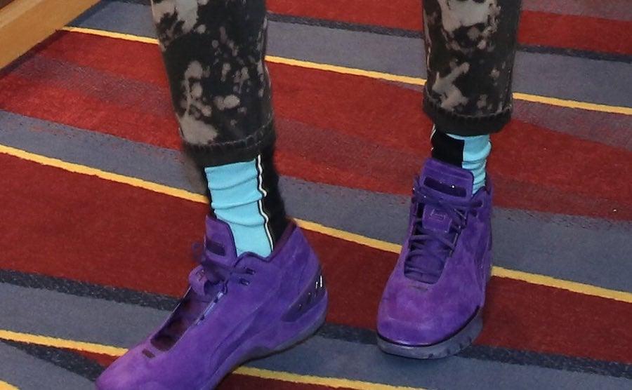 Nike Air Zoom Generation Purple Suede PE  e0ee28e65