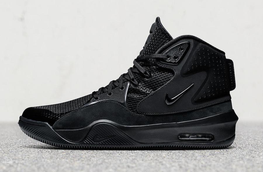 Nike Dangeruss Wilson 1 Black Release Date