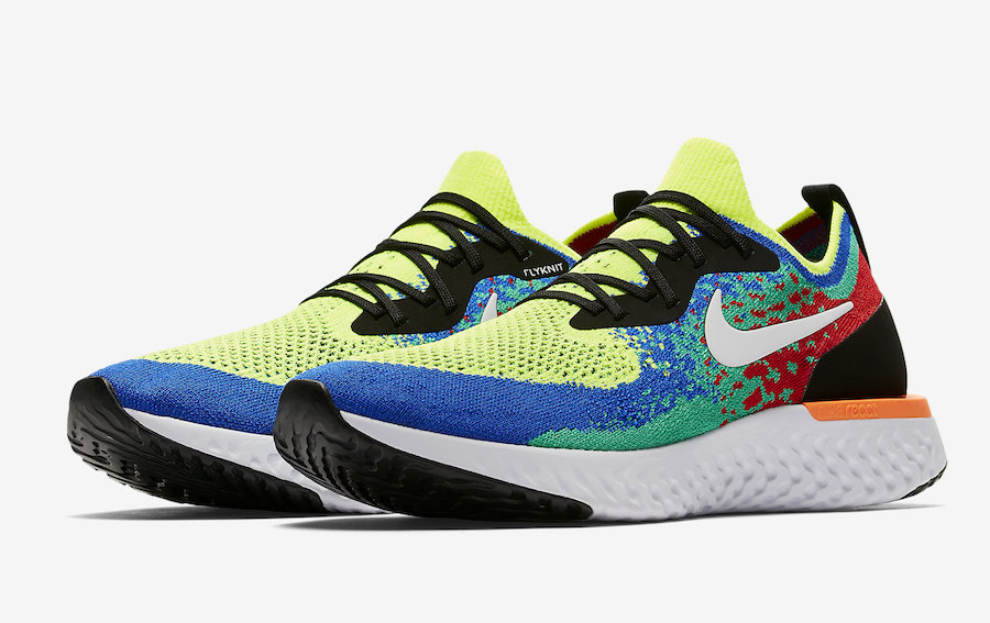 Nike Epic React Flyknit Belgium AT0054-700