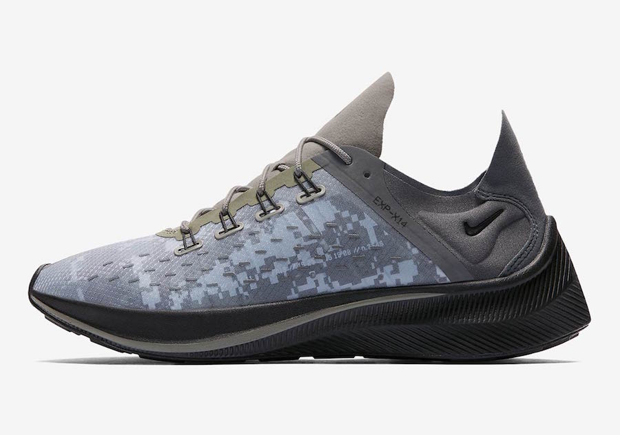 Nike EXP-X14 Dark Stucco AR4211-001