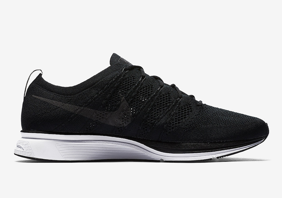 Nike Flyknit Trainer Black White AH8396-007