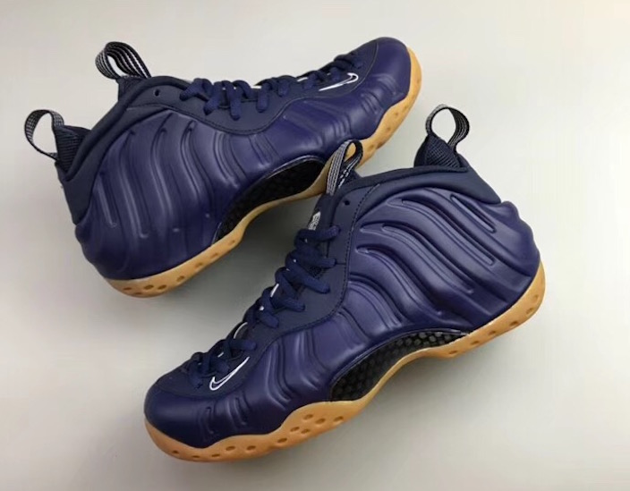 Nike Foamposite One Midnight Navy