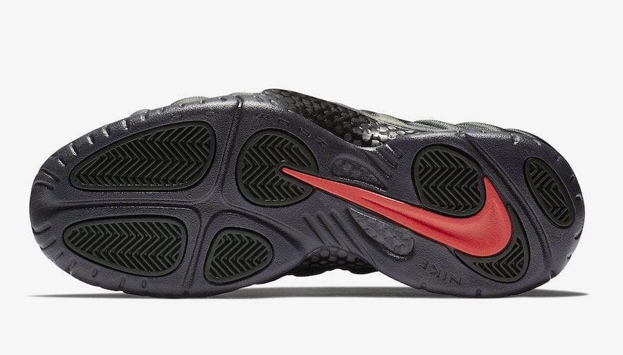 online store b48fd 91fed Nike Air Foamposite Pro Sequoia 624041-304 Release Date ...