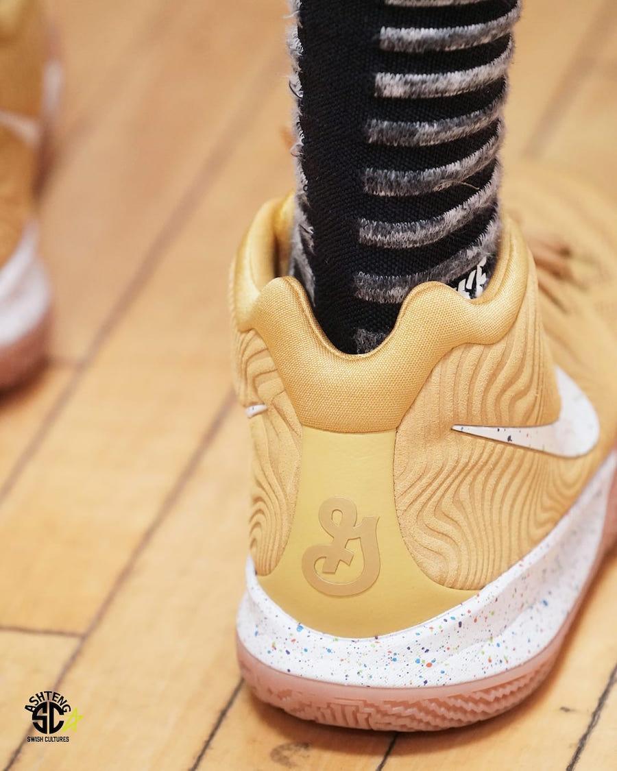 the latest 374f4 95fe3 Nike Kyrie 4 Cinnamon Toast Crunch BV0426-900 | SneakerFiles