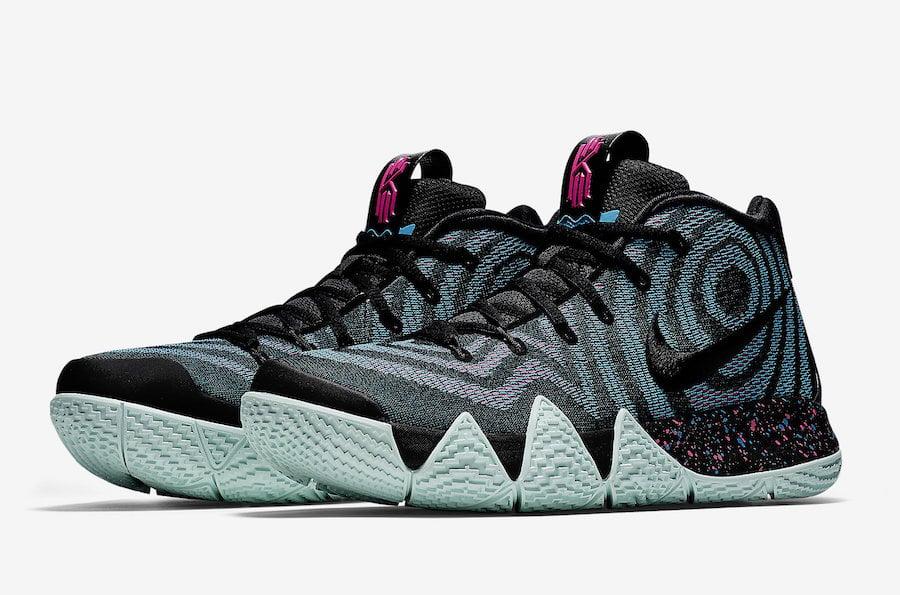 Nike Kyrie 4 Laser Fuchsia 943807-007