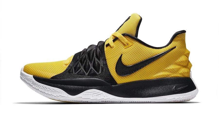 sports shoes e0f6f 962f0 Nike Kyrie 4 Low Amarillo AO8979-700 | SneakerFiles