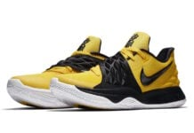 Nike Kyrie 4 Low Amarillo Yellow AO8979-700