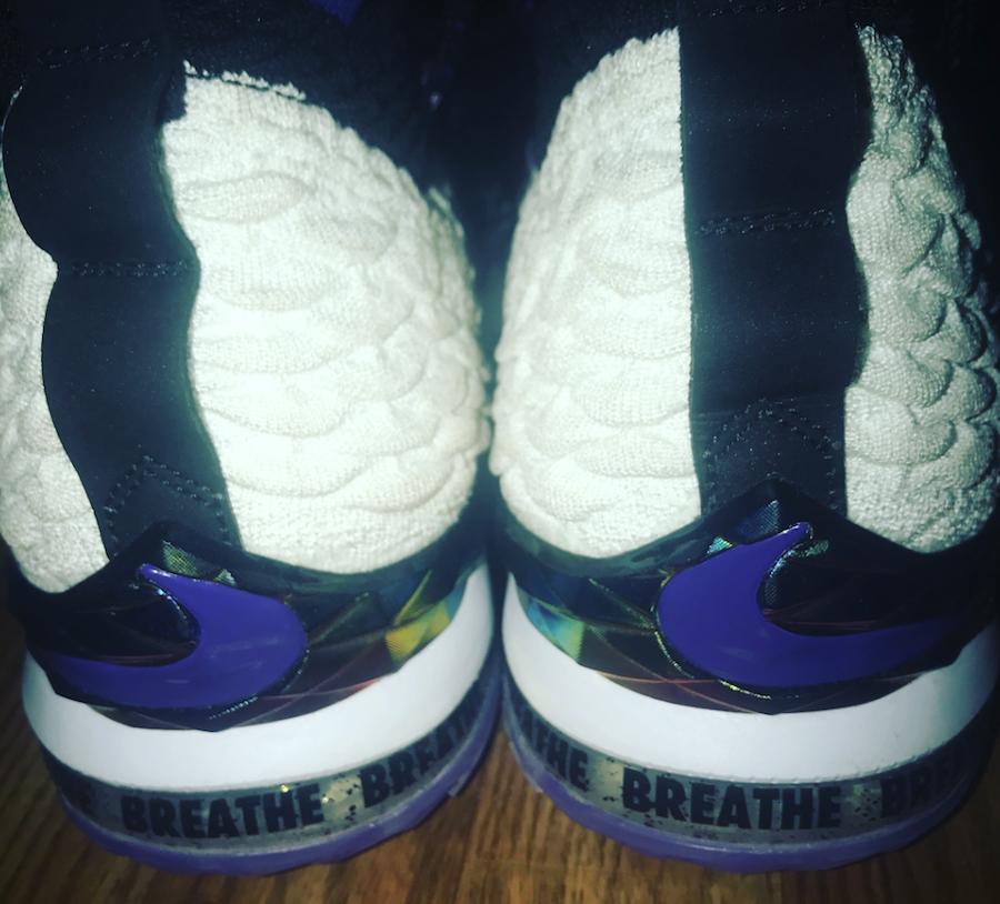 Nike LeBron 15 Purple Rain