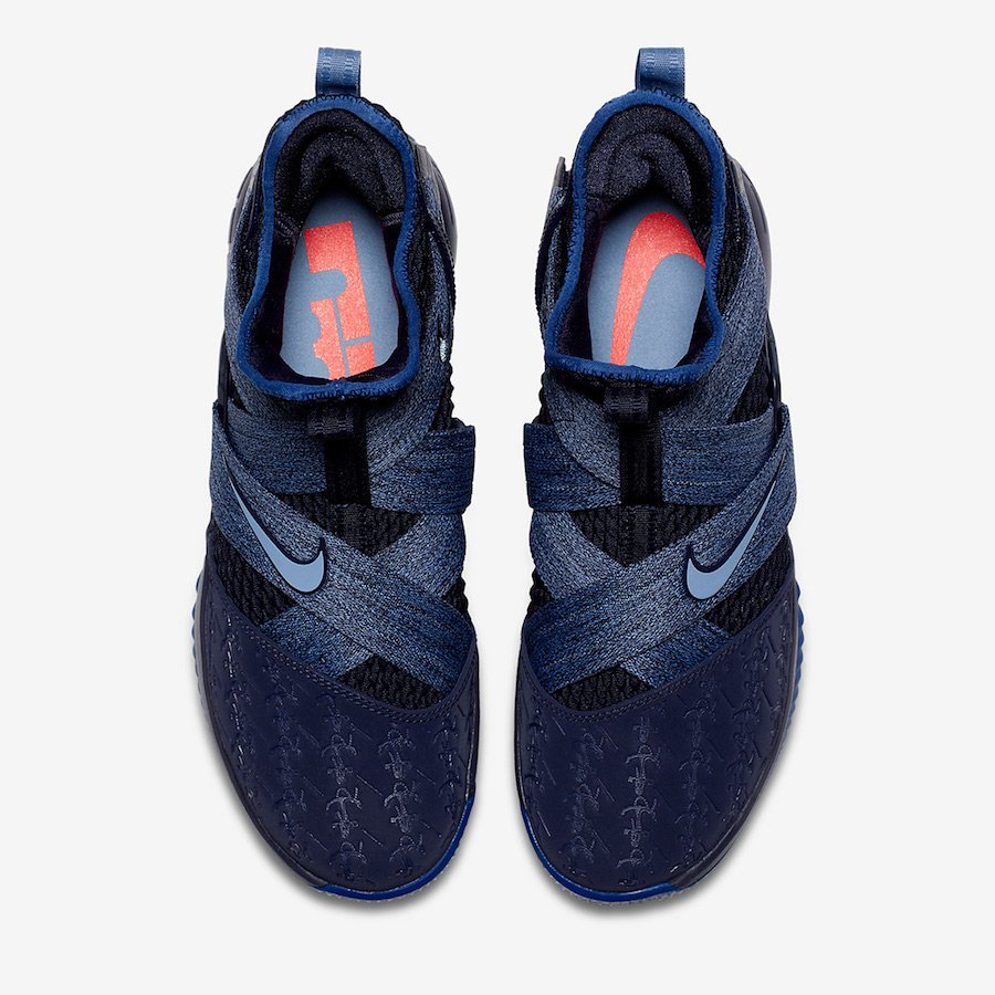 Nike LeBron Soldier 12 Anchor AO2609-401