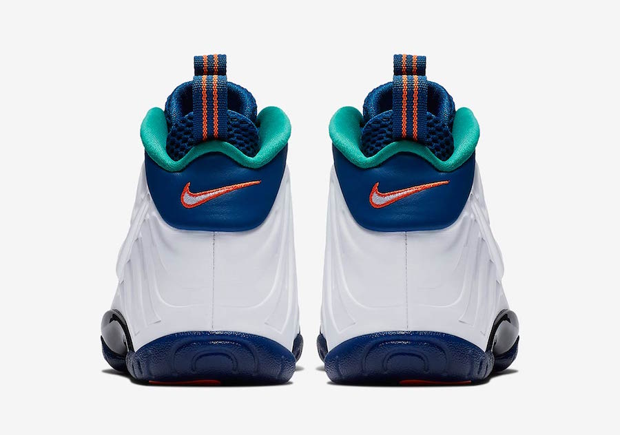Nike Little Posite Pro Gym Blue 644792-404