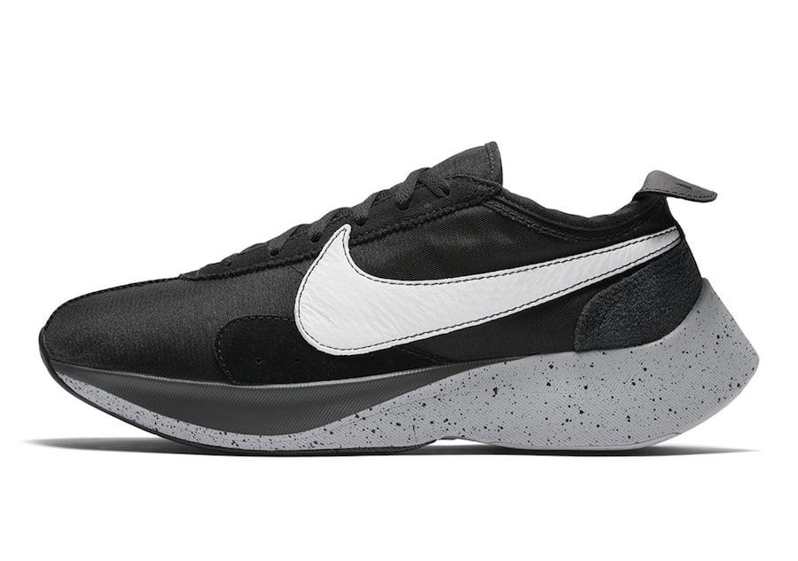 Nike Moon Racer Black Grey Release Date