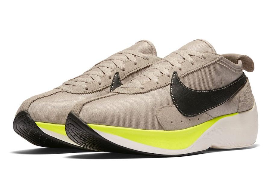 Nike Moon Racer Tan Volt Release Date
