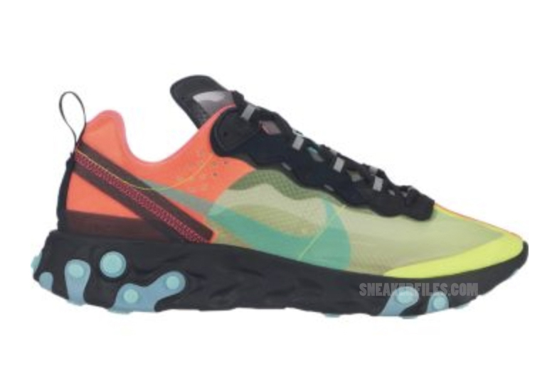 Nike React Element 87 2019 Colorways