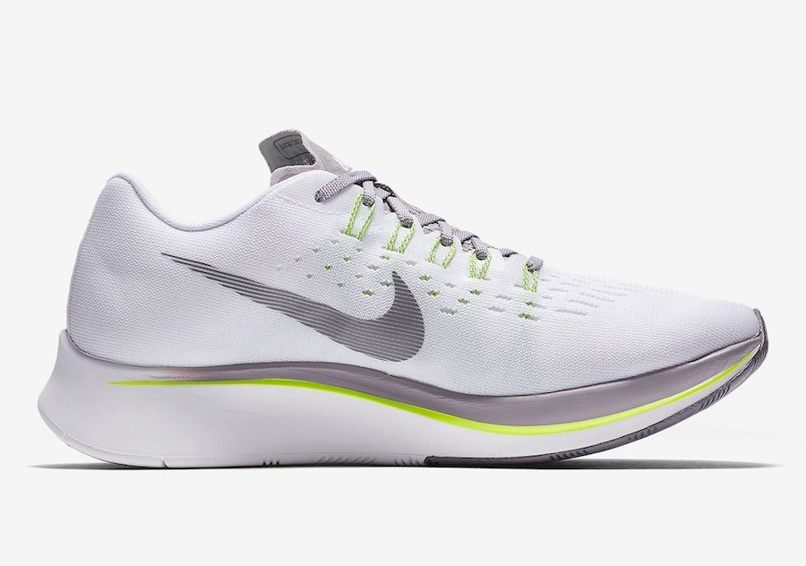 Nike Zoom Fly Grey Volt 880848-101