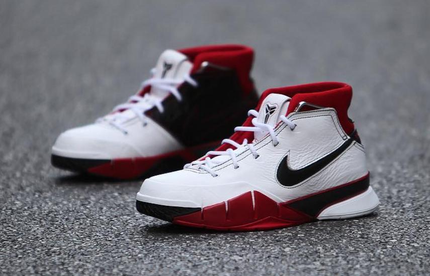 Nike Zoom Kobe 1 Protro All-Star AQ2728-102 Release Date