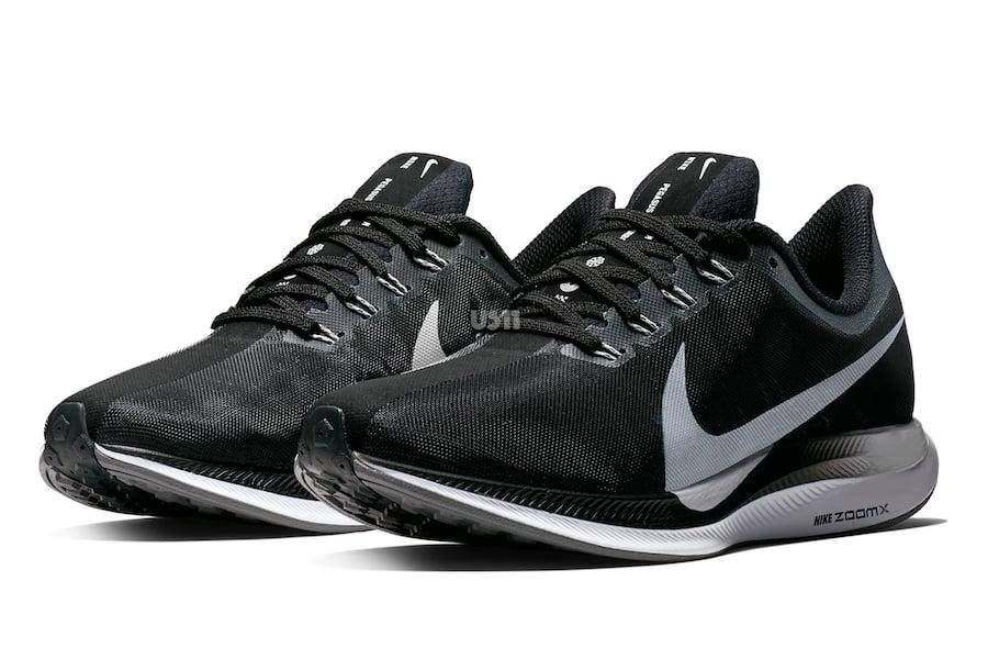 4df989ae21e92 Nike Zoom Pegasus Turbo Black AJ4114-001 Release Date