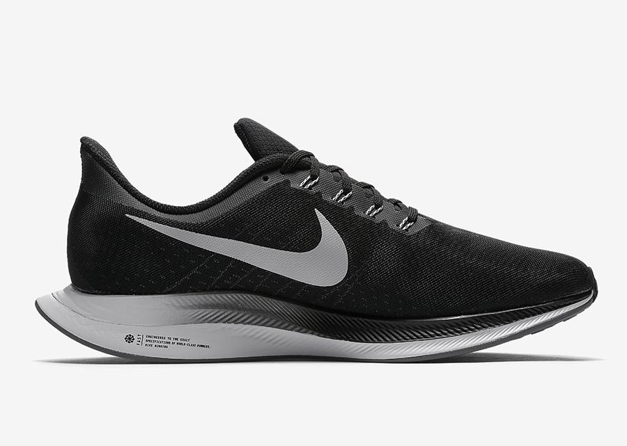 Nike Zoom Pegasus Turbo Black Grey AJ4114-001