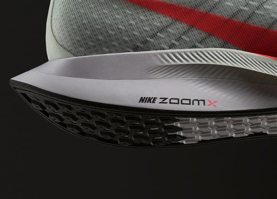 Nike Zoom Pegasus Turbo Hot Punch Grey