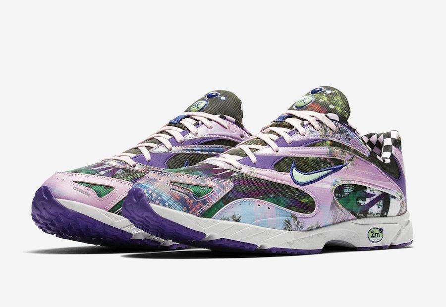 Nike Zoom Streak Spectrum Plus Premium Court Purple