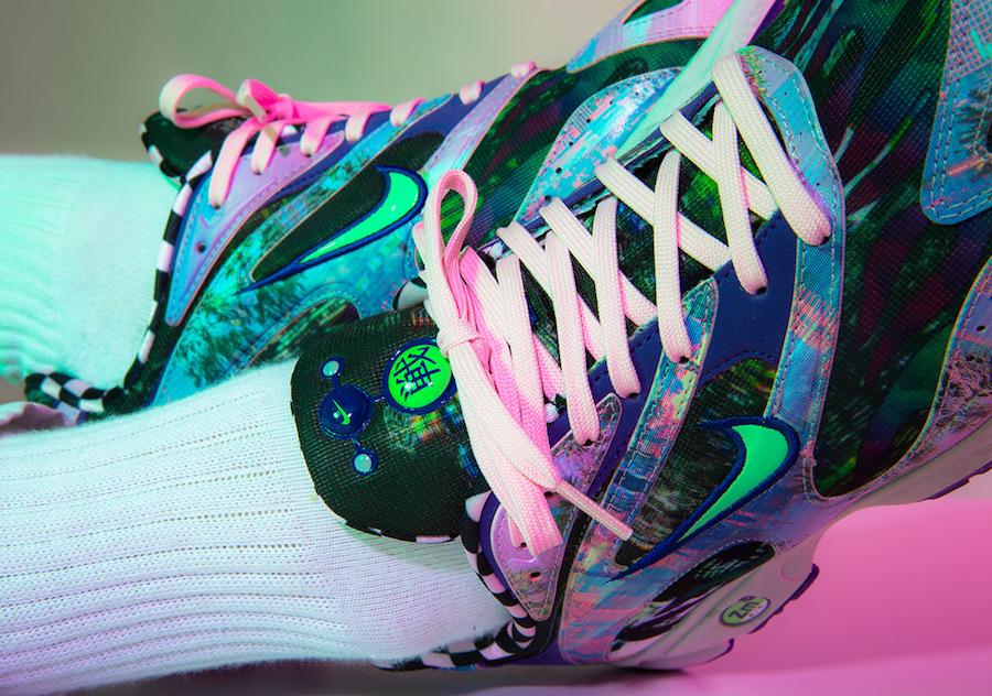 0db3ba4c22def Nike Zoom Streak Spectrum Plus Premium Court Purple AR1533-500 Release Date