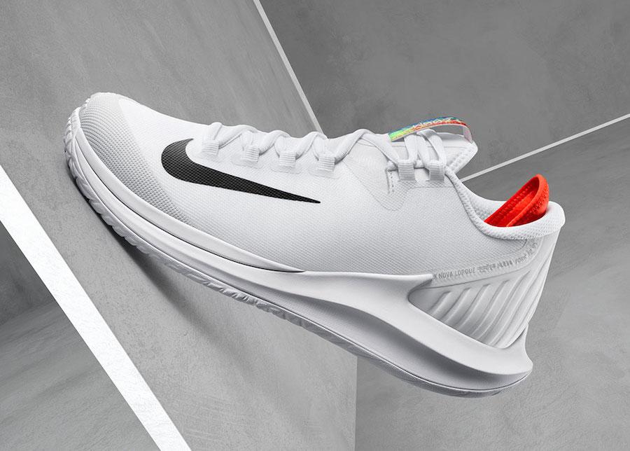 NikeCourt Air Zoom Zero White