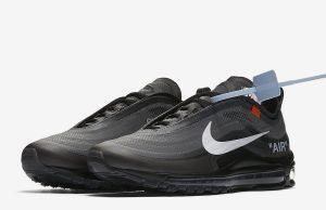 Off-White Nike Air Max 97 Black 2018 AJ4585-001