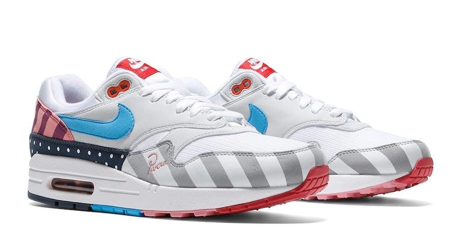 Parra Nike Air Max 1 AT3057-100